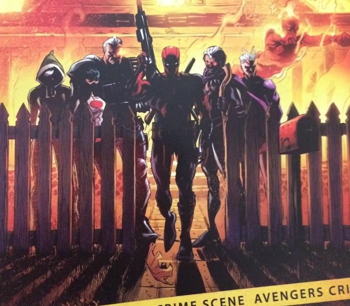 Avengers Standoff: The Uncanny Avengers#7